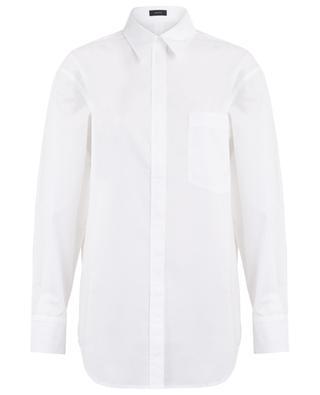 Langes Hemd aus Baumwolle Gibson JOSEPH