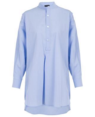 Langes Hemd aus Chambray Edwin JOSEPH