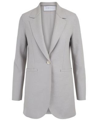 Virgin wool long blazer HARRIS WHARF