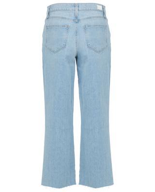 Weite verkürzte Jeans Nellie Culotte Raw Hem PAIGE