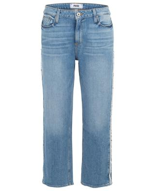 Noella Fray Western fringed jeans PAIGE