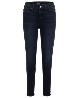 Verkürzte Skinny-Fit Jeans Margot Ankle Messina PAIGE