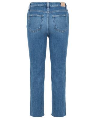 Gerade verkürzte Jeans Hoxton Straight Ankle PAIGE