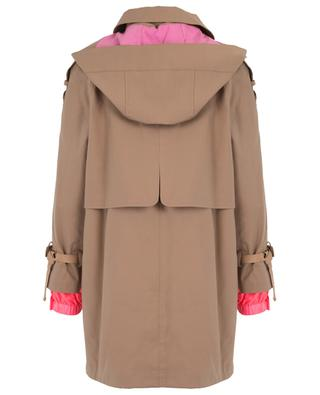 Set of 2 in 1 style trench coat and vest BAZAR DELUXE