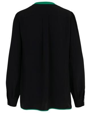 Bluse aus Seidenmischgewebe N°21