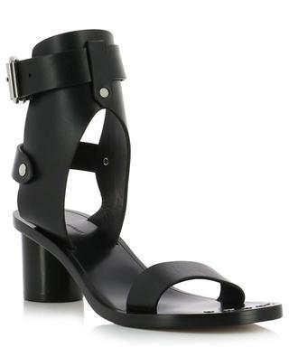 Jaeryn heeled leather sandals ISABEL MARANT