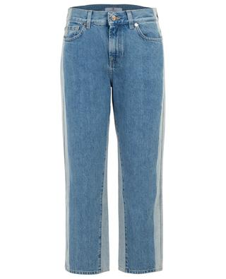 Kiki cropped wide leg jeans 7 FOR ALL MANKIND