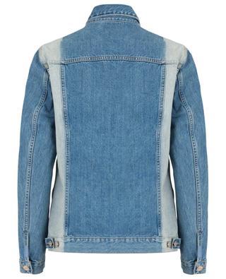 Zweifarbige Jeansjacke 7 FOR ALL MANKIND