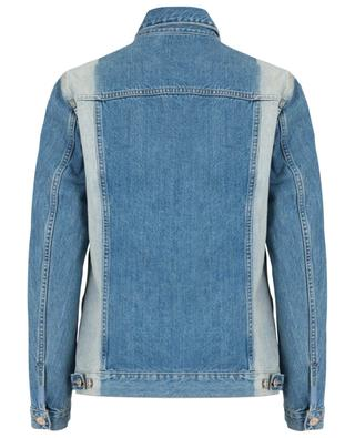 Two-tone denim jacket 7 FOR ALL MANKIND