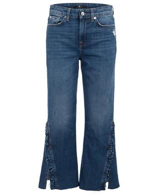 Rüschenjeans Vintage Cropped Boot Sycamore 7 FOR ALL MANKIND
