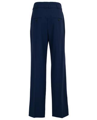 Pantalon large en laine vierge WINDSOR