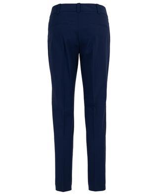 Pantalon droit en laine vierge WINDSOR