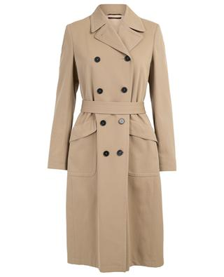 Cotton trench coat WINDSOR
