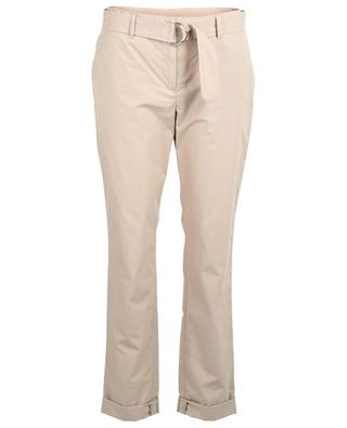 Fallon lightweight chino trousers AKRIS PUNTO