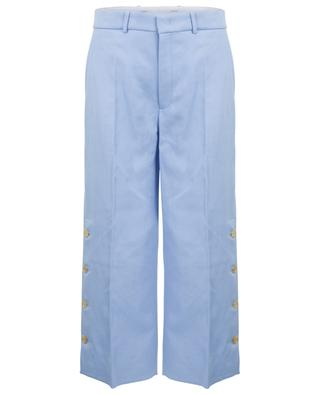 Pantalon large en ramie et coton Fade JOSEPH