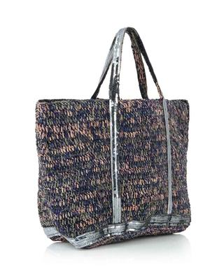 Shopping-Tasche aus Raphia Medium VANESSA BRUNO