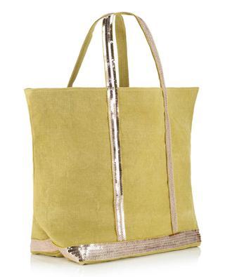 Medium canvas tote bag VANESSA BRUNO