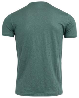 T-Shirt aus Leinen MAJESTIC FILATURES