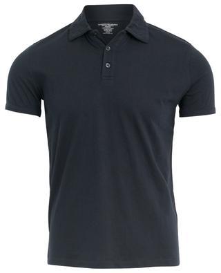 Poloshirt aus Baumwolle MAJESTIC FILATURES