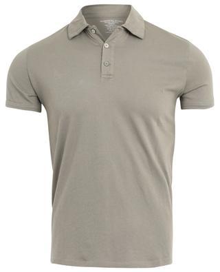 Cotton polo shirt MAJESTIC FILATURES