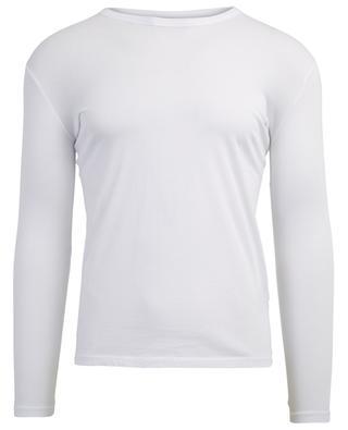 Long-sleeved cotton T-shirt MAJESTIC FILATURES