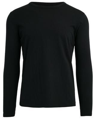 T-shirt à manches longues en coton MAJESTIC FILATURES