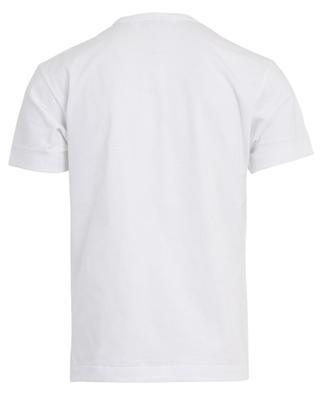 Cotton T-shirt with front print COMME DES GARCONS PL