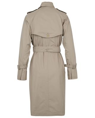 Oggi technical gabardine trench coat WEEKEND MAXMARA