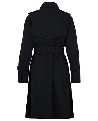 Oggi technical gabardine trench coat WEEKEND MAXMARA