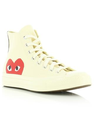 Chuck 70 Play high-top canvas sneakers COMME DES GARCONS PLAY