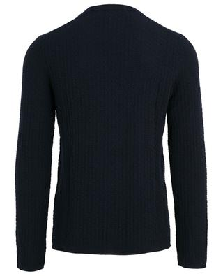 Pullover aus strukturierter Wolle COMME DES GARCONS SHIRT