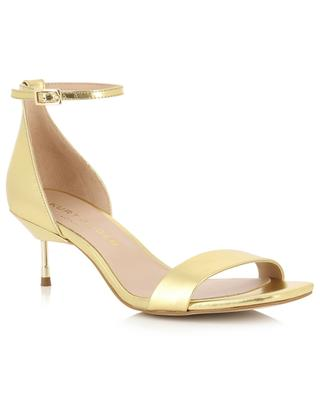 Birchin leather sandals with kitten heel KURT GEIGER LONDON