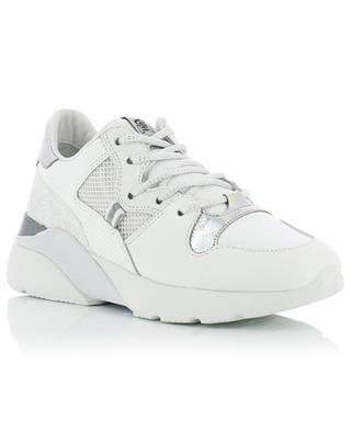 Sneakers aus Leder und Mesh H385 HOGAN