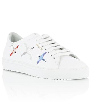 Clean 90 bird embroidered sneakers AXEL ARIGATO