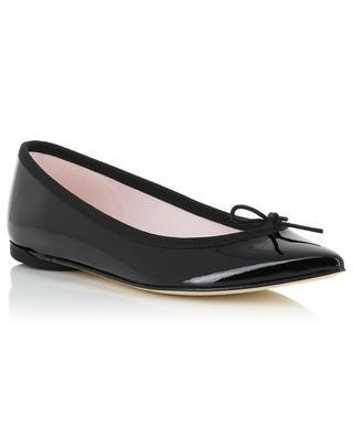Brigitte patent leather ballet flats REPETTO