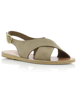 Sandales en nubuck Maria ANCIENT GREEK SANDALS