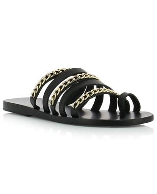Niki Chains leather sandals ANCIENT GREEK SANDALS