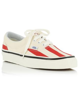 Gestreifte niedrige Sneakers Era 95 Anaheim Factory VANS
