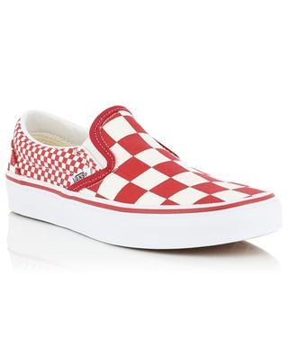 Bunte Slip-on Sneakers Classic VANS