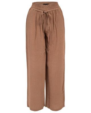 Pantalon large à pois Melville DESIGNERS REMIX