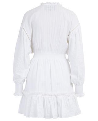 Robe courte smockée Nava DESIGNERS REMIX