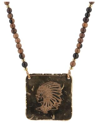 Indian beads necklace RITA & ZIA