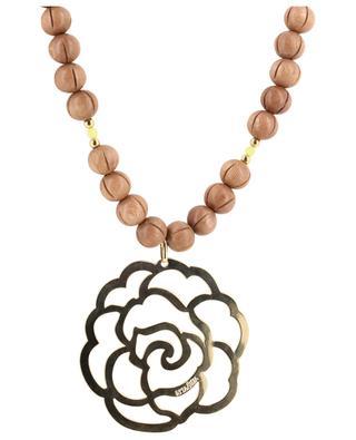 Halskette aus Perlen Camelia RITA & ZIA