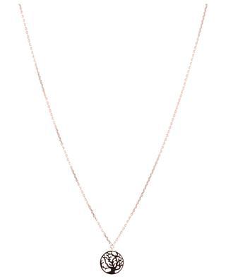 Halskette aus Roségold Cèdre RITA & ZIA