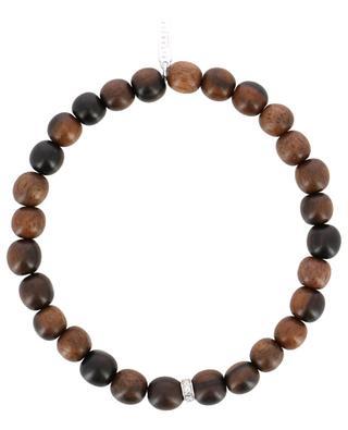 Bracelet de perles d'ébène RITA & ZIA