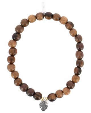 Bracelet de perles Feuille RITA & ZIA