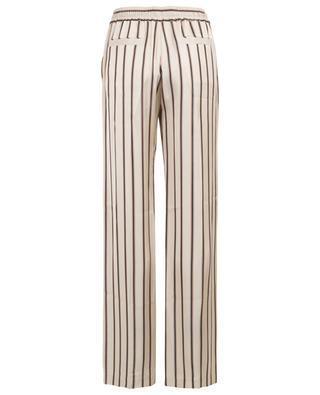 Pantalon large à rayures esprit jogging BARBARA BUI
