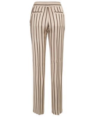 Pantalon large à rayure esprit jogging BARBARA BUI