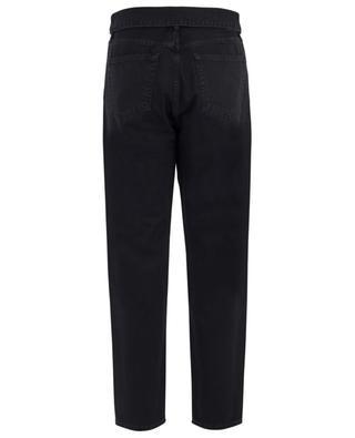 Weite Jeans Flip In Lava JEAN ATELIER