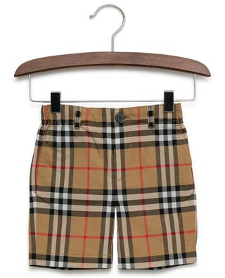 Vintage Check pattern Bermuda shorts BURBERRY